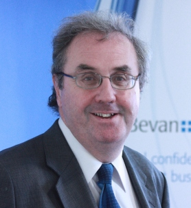 Cuan O'Shea Managing Partner at Bevan and Buckland