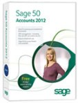 Sage Line 50 2012 Accounts