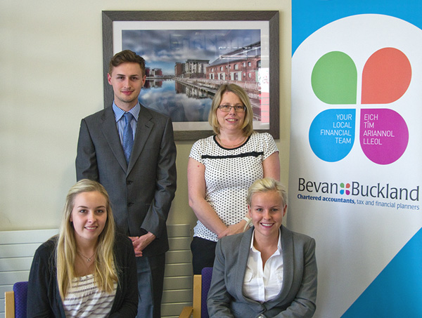 bevan and buckland new starters