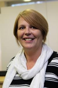 Tina Davies Payroll Manager